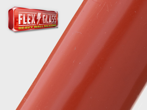 Heavy Wall Silicone Flex Glass